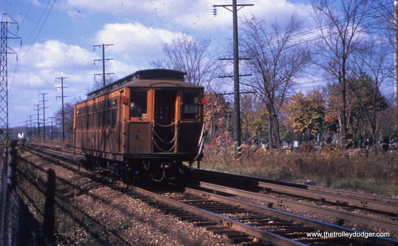Oldest CTA Train Line