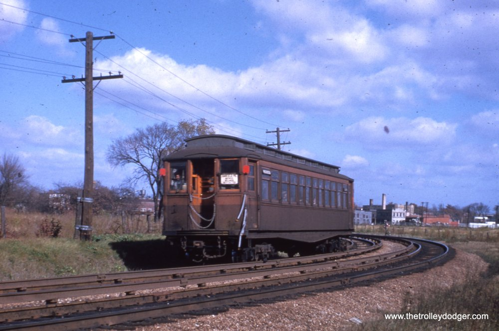 CTA's Westchester Branch - What Might Have Been (3/6)
