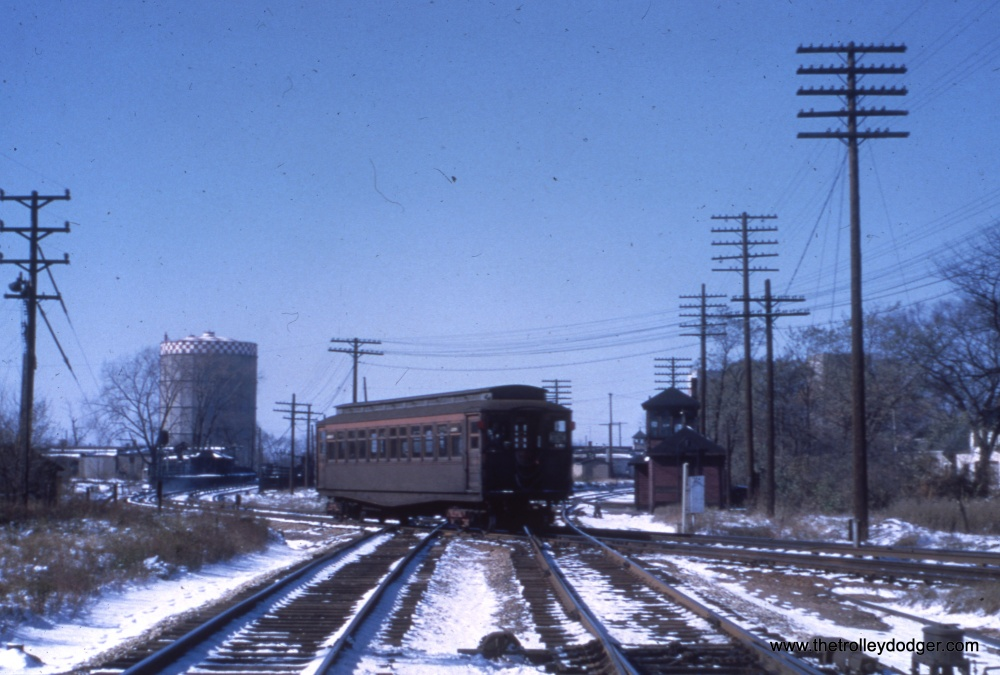 CTA's Westchester Branch - What Might Have Been (6/6)