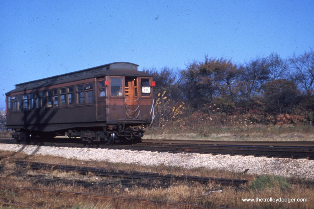 CTA's Westchester Branch - What Might Have Been (4/6)