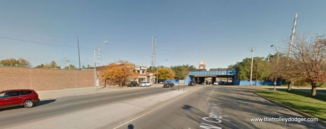 Cermak and Kenton as it looks today.