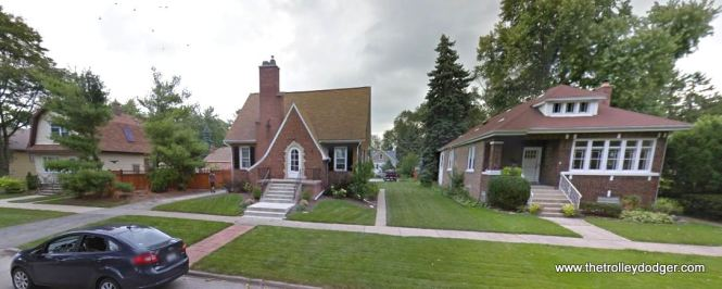 This house is visible in image 466. Our approximate location is 3528 Cleveland in Brookfield.