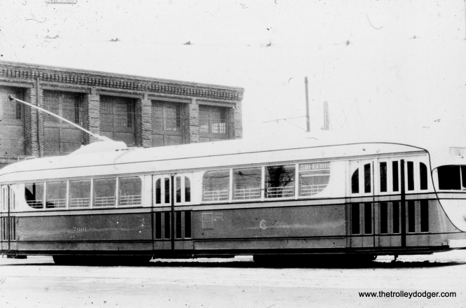 CSL 7001, as it appeared on March 18, 1939.
