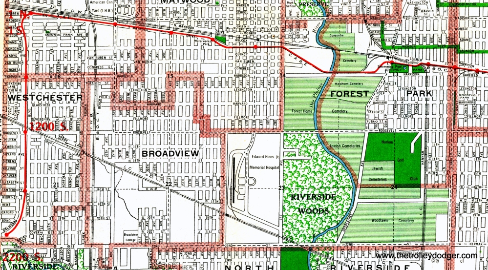 CTA's Westchester Branch - What Might Have Been (2/6)
