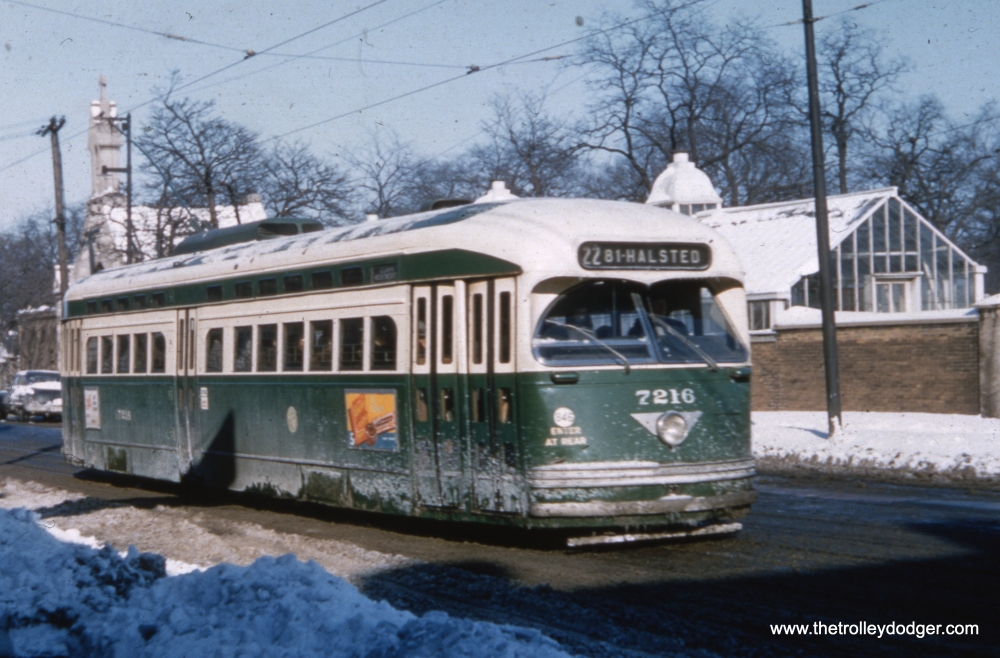 Chicago Streetcars in Color, Part 2 (1/6)