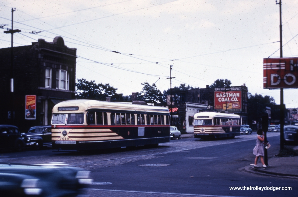 Chicago Streetcars in Color, Part 2 (2/6)