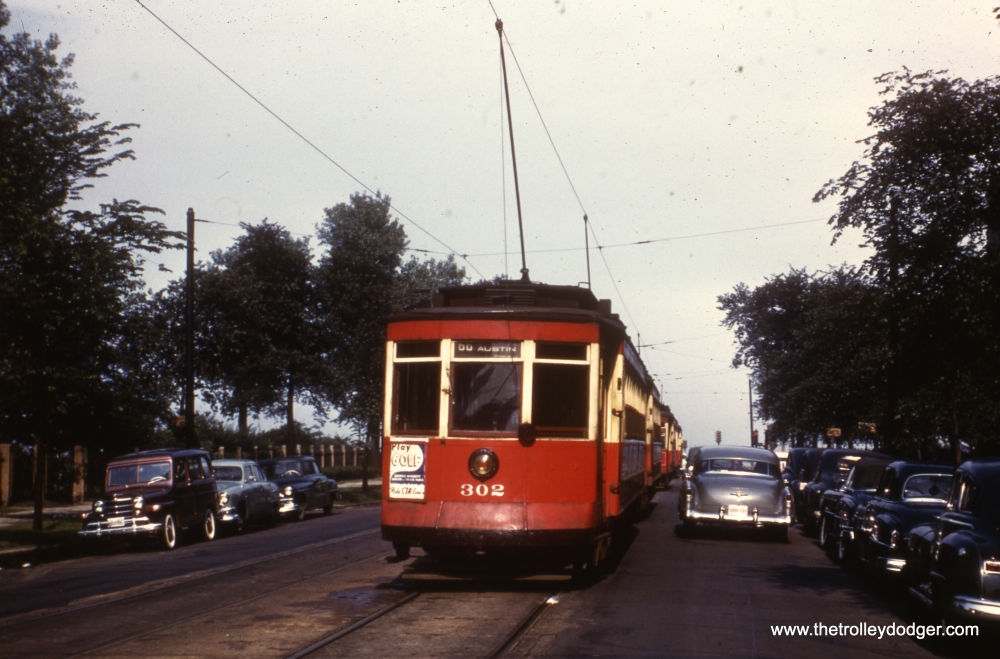 Chicago Streetcars in Color, Part 2 (4/6)