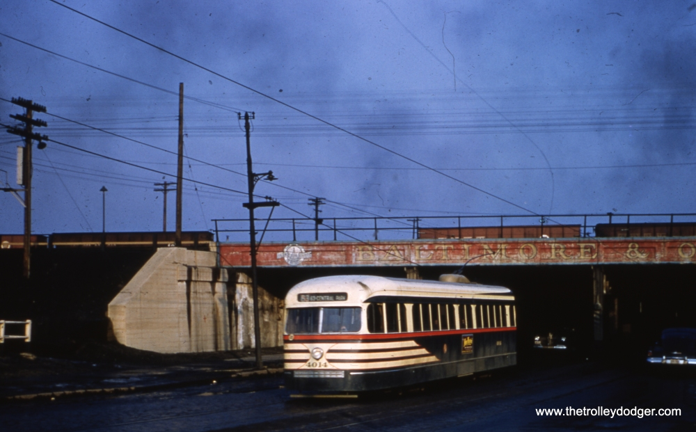 Chicago Streetcars in Color, Part 2 (5/6)