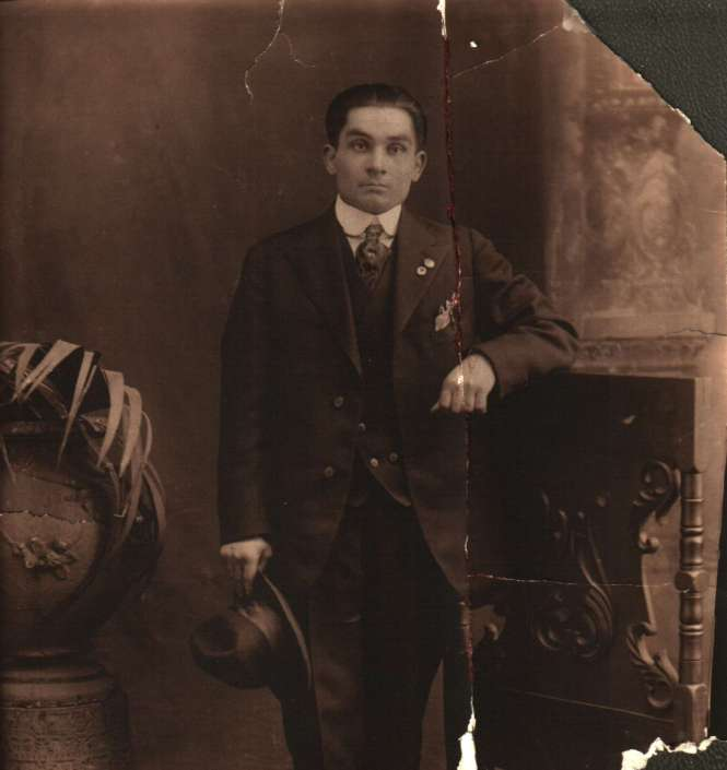 1918 Natale Colletti