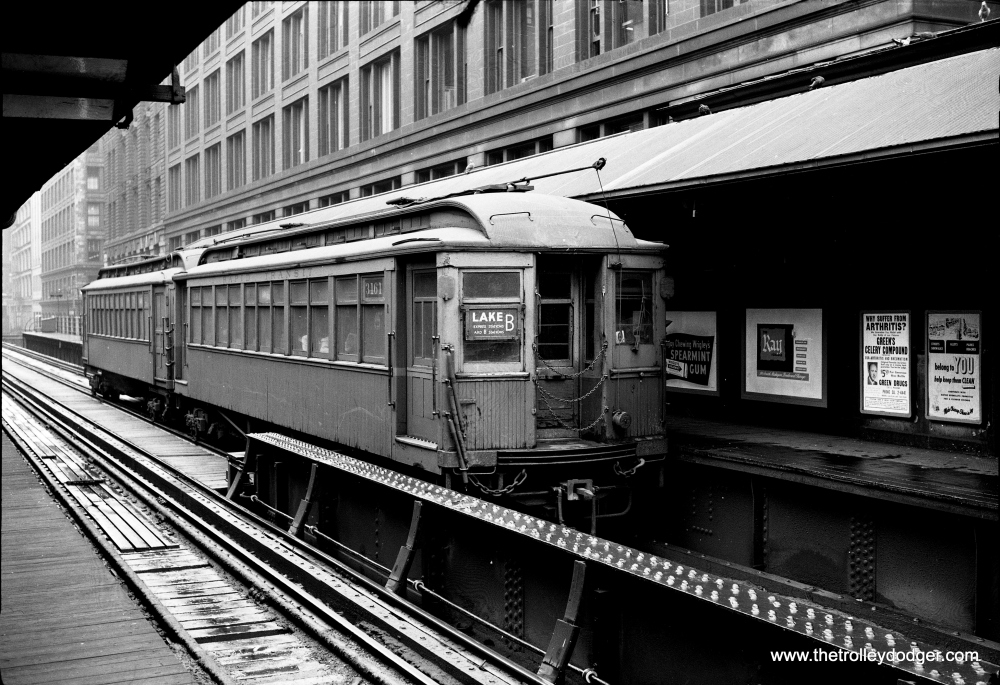 Chicago Rapid Transit Mystery Photos - Solved (5/6)