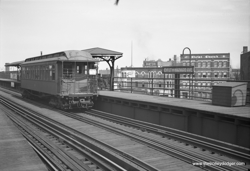Chicago Rapid Transit Mystery Photos - Solved (4/6)