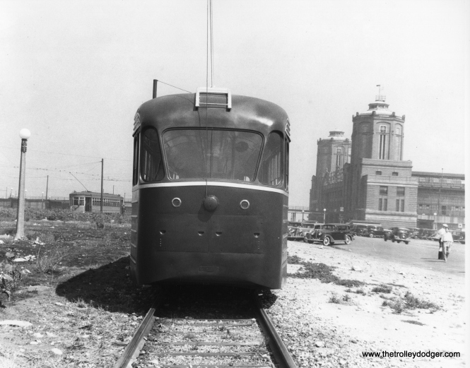 The PCC Model B being demonstrated at Navy Pier. (CSL Photo)