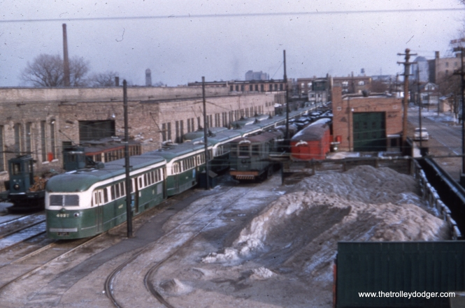 "#25 - Jeff Wien says this is ""Devon Station (Ravenswood and Schreiber)."""