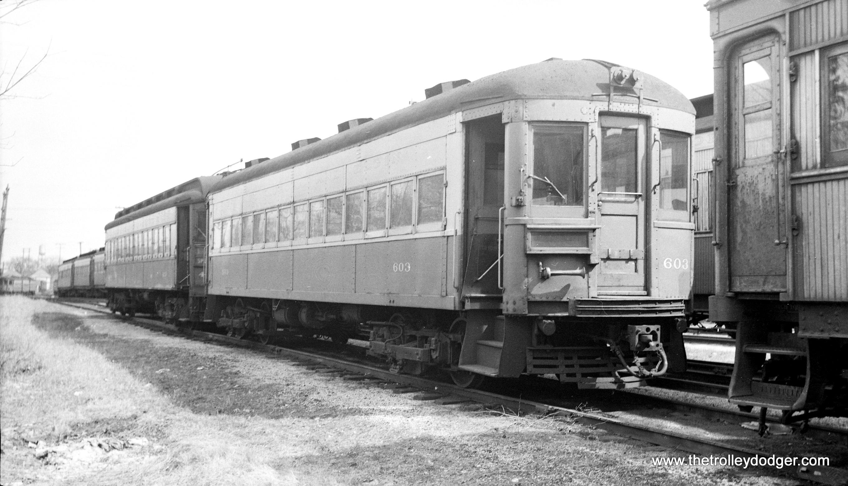 Washington baltimore annapolis the trolley dodger for Klakring motor co annapolis