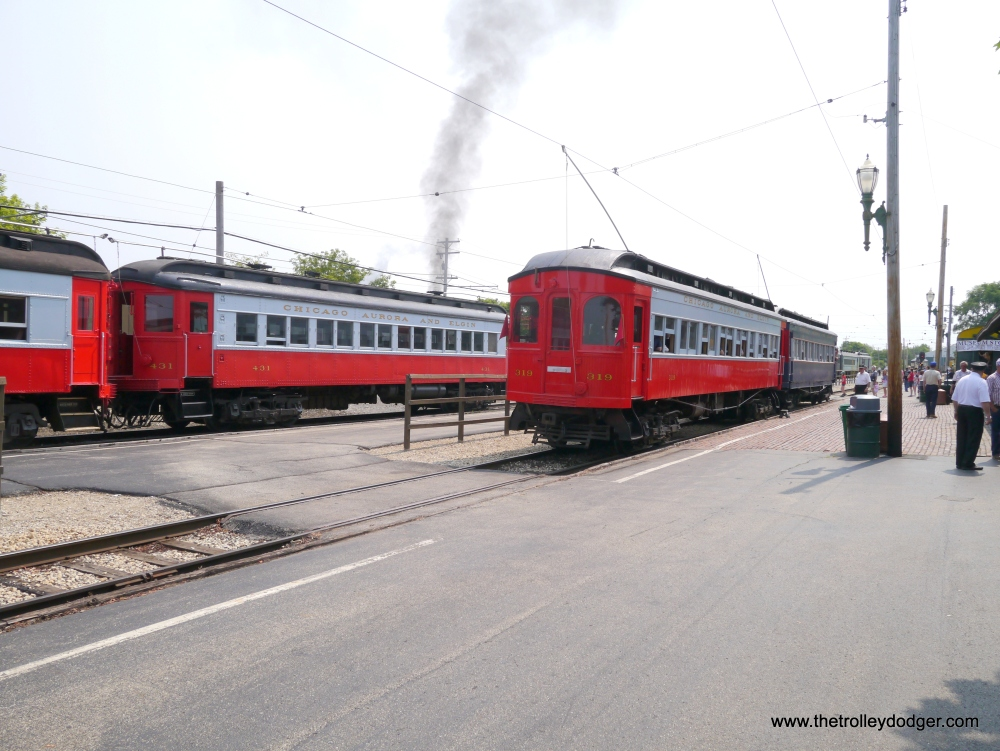 The 2015 Trolley Pageant @IRM (2/6)