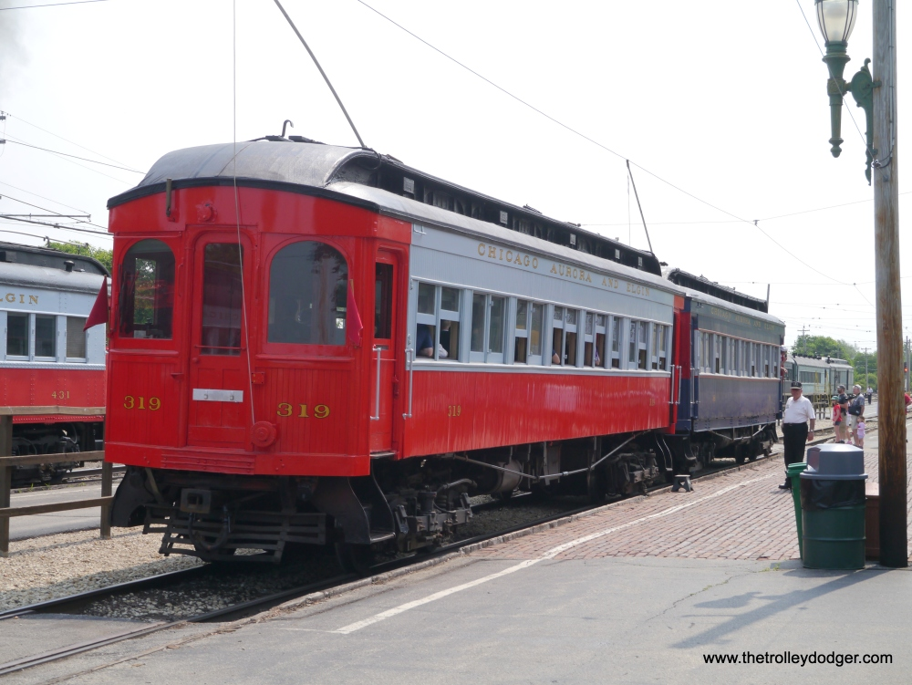 The 2015 Trolley Pageant @IRM (3/6)
