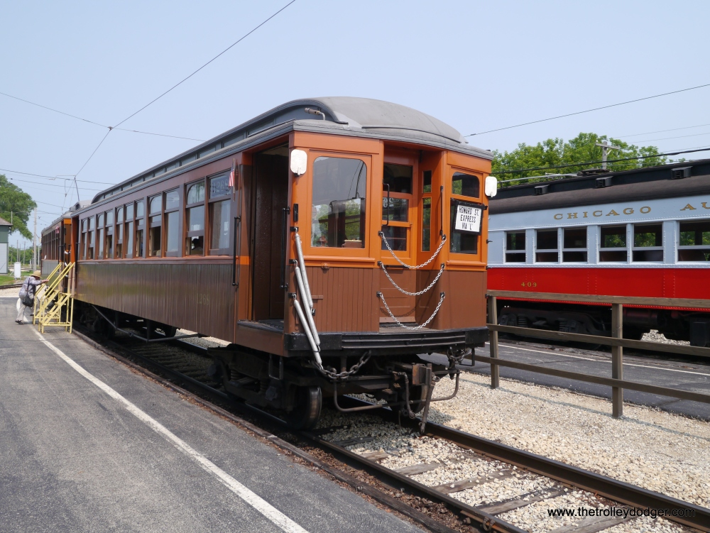 The 2015 Trolley Pageant @IRM (4/6)
