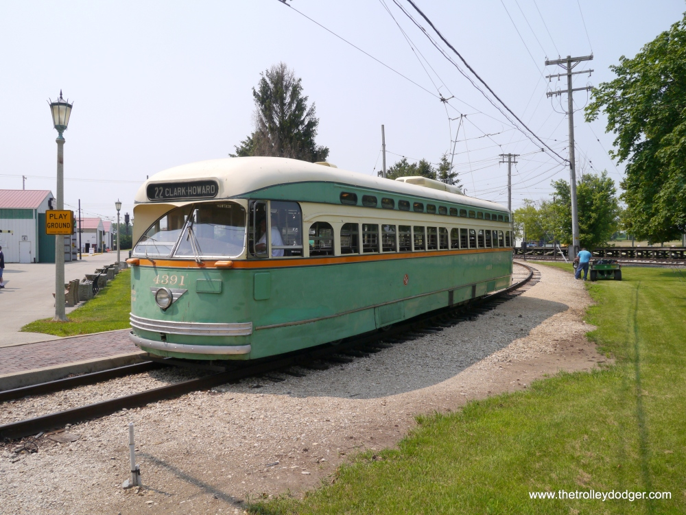 The 2015 Trolley Pageant @IRM (5/6)