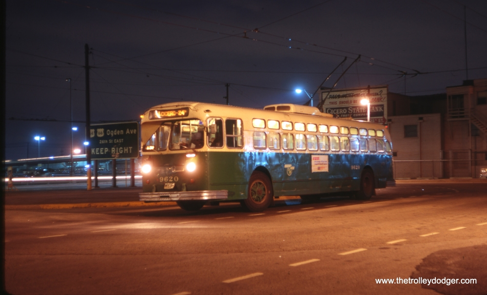 Historic Chicago Buses (1/6)