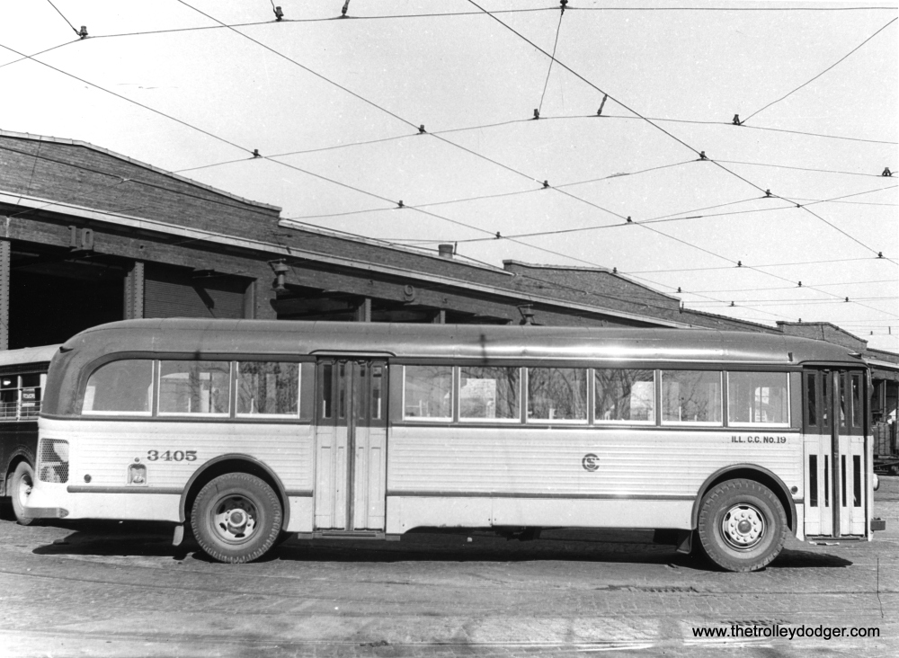 Historic Chicago Buses (5/6)