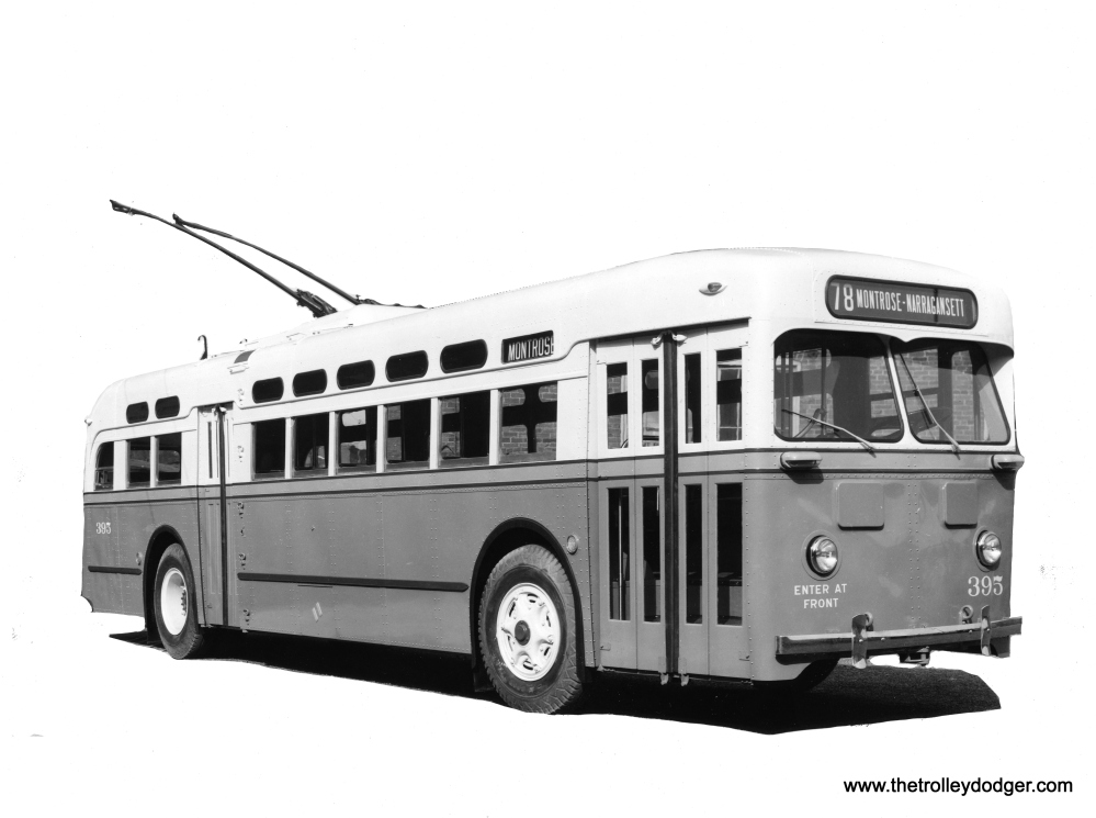 Historic Chicago Buses (6/6)
