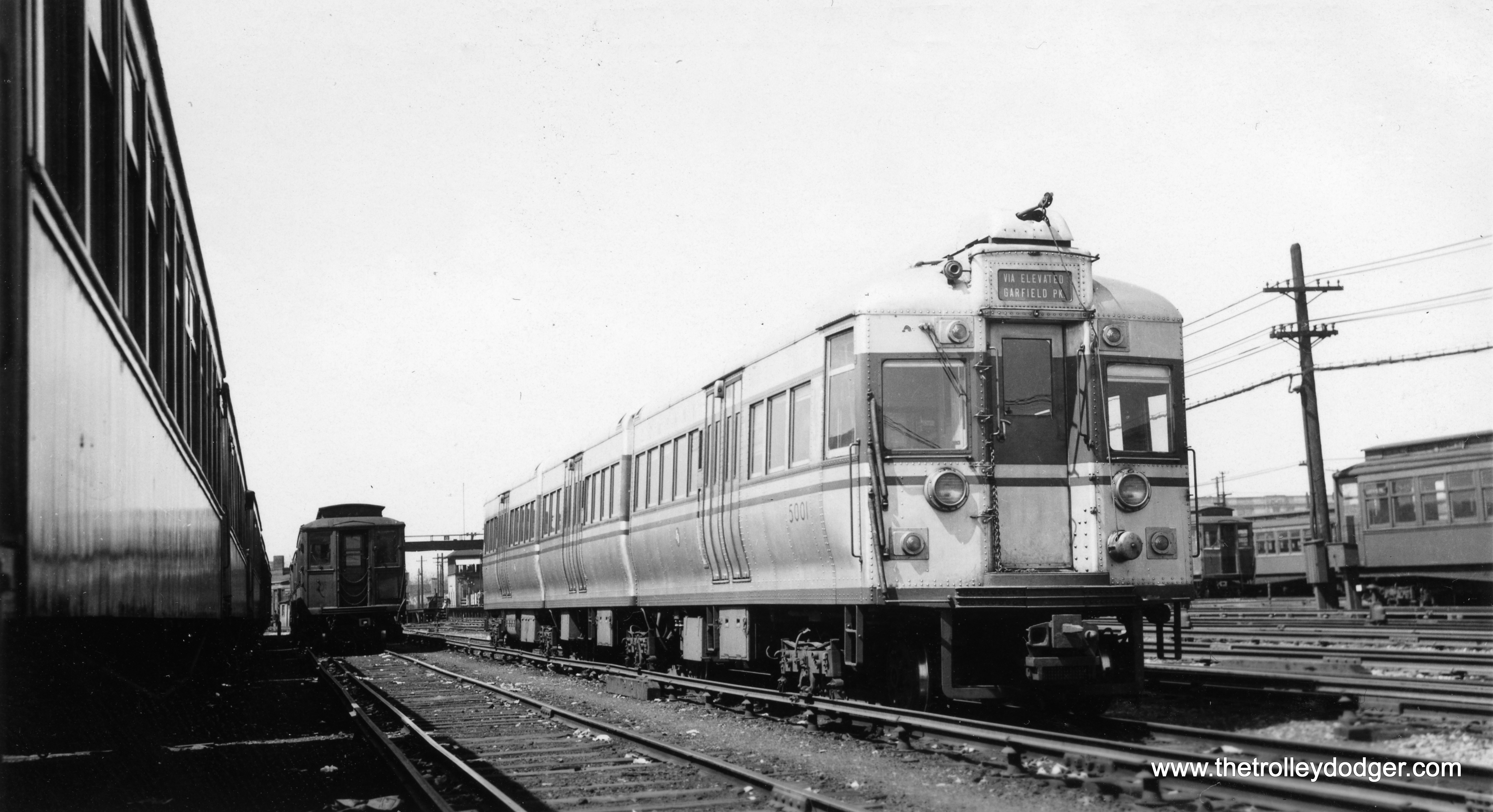 More Chicago Rapid Transit Photos – The Trolley Dodger