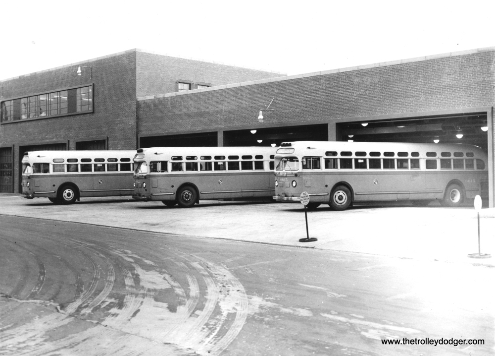More Historic Chicago Buses (5/6)