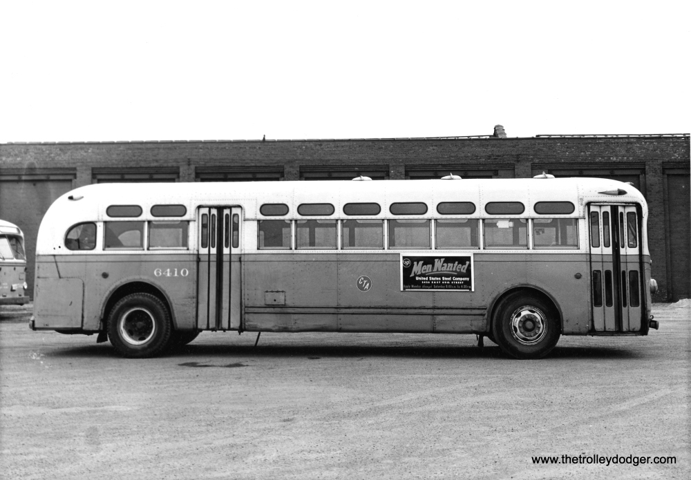 More Historic Chicago Buses (6/6)