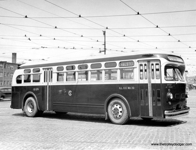 CSL 448. (CSL Photo, Krambles-Peterson Archive)