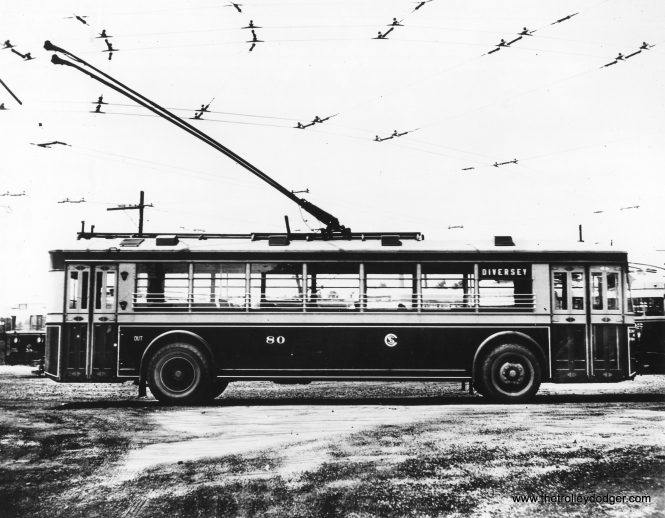 CSL trolley bus 80.