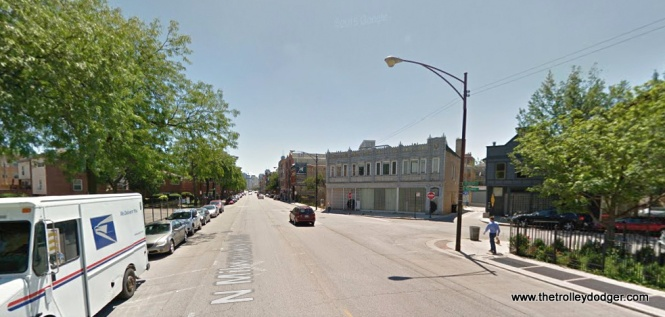 Milwaukee and Thomas as it appears today.