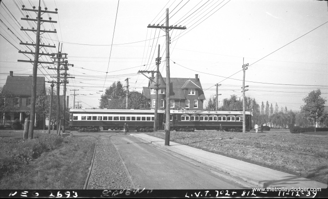 LVT 702 and 812 on November 12, 1939.
