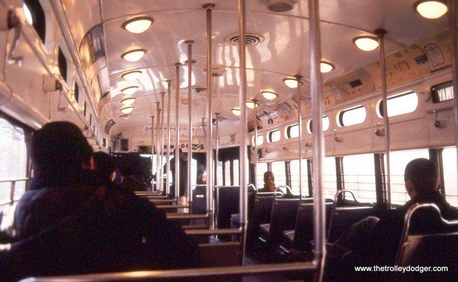 Inside car 24.
