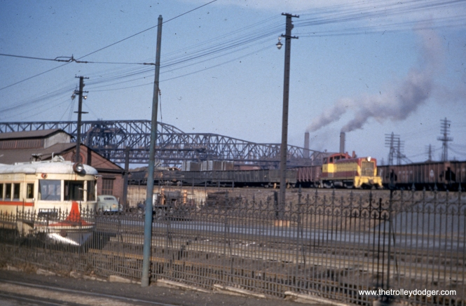 LVT 1006 in the scrap line at Bethlehem Steel on January 23, 1952.