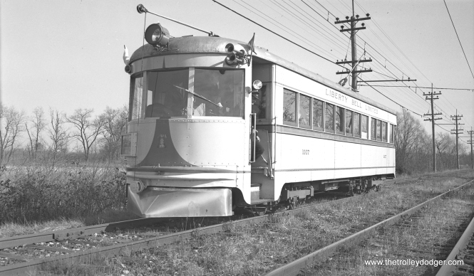 LVT 1007 at Perkasie on November 12, 1939.