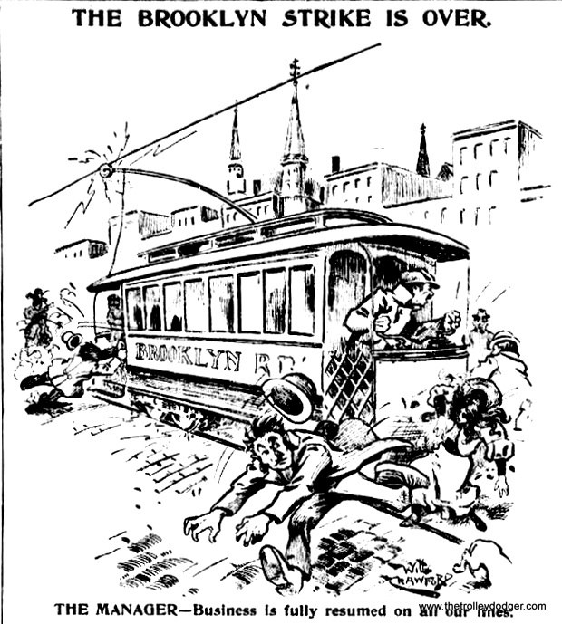 Trolley dodgers homework help