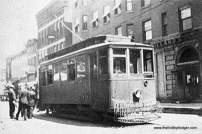 An Elgin trolley.