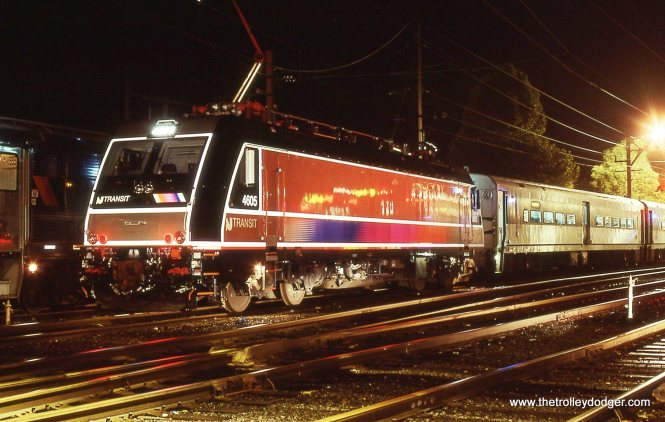 Another shot of brand new ALP-46 4605. 10/12/02