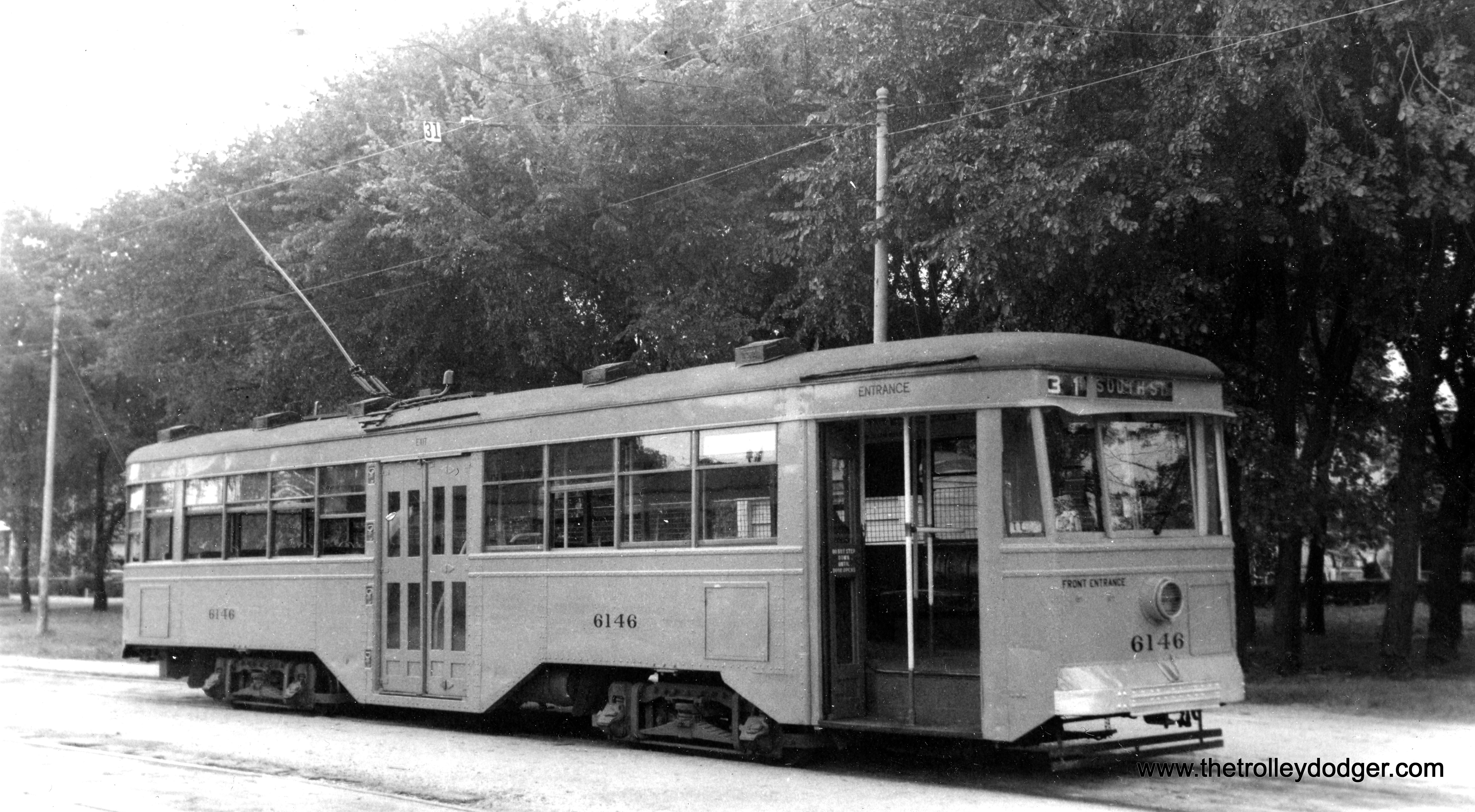 pre pcc streetcars the trolley dodger. Black Bedroom Furniture Sets. Home Design Ideas