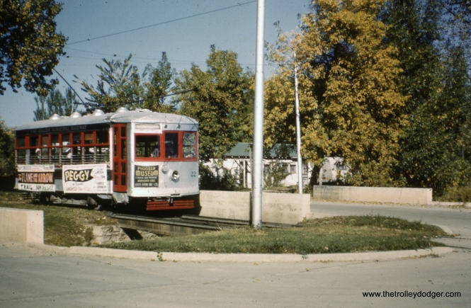 22 in northwest Fort Collins in October 1950.