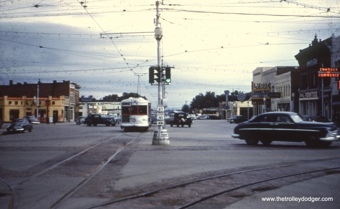 21 downtown in June 1948.