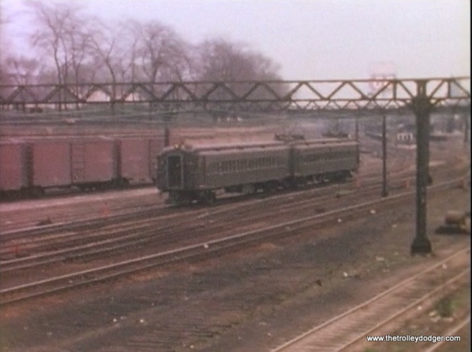 The original Illinois Central Electric trains, which were built in 1926.