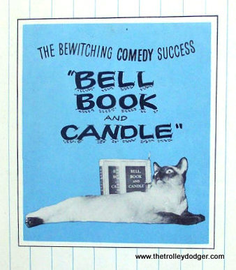 Bell, Book and Candle helped inspire the later TV series Bewitched.