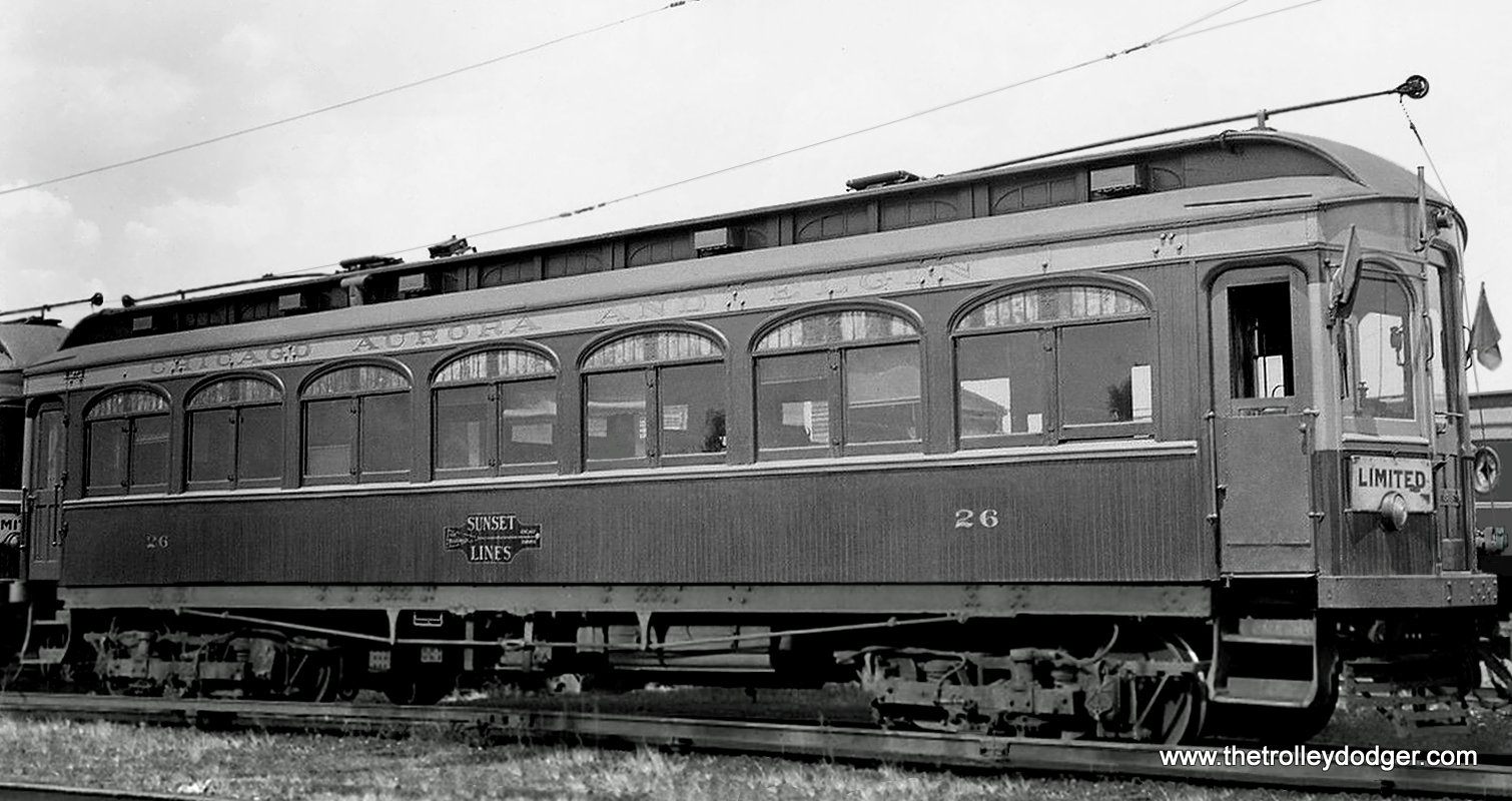 Trolley Car: Musings On Transit, Past, Present