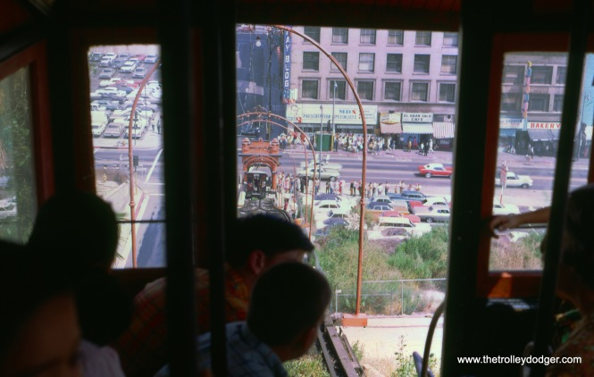 Angel's Flight, May 1969.