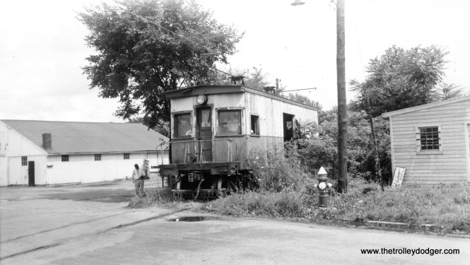 "H&F #9. Don's Rail Photos: ""9 was built by the Washington & Old Dominion in 1918 as their 25. It came to the H&F in 1944. It was retired in 1955 and the disposition is unknown."""
