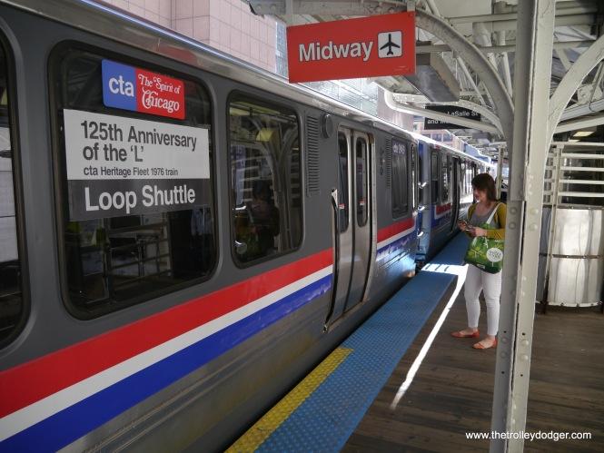 The 2400s train.
