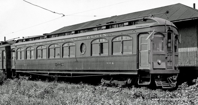 Car 304 (Niles, 1906).