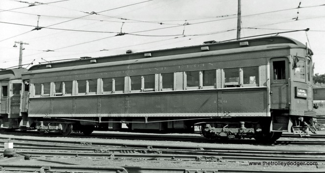Car 436 at the Wheaton Shops (ex-car 600).