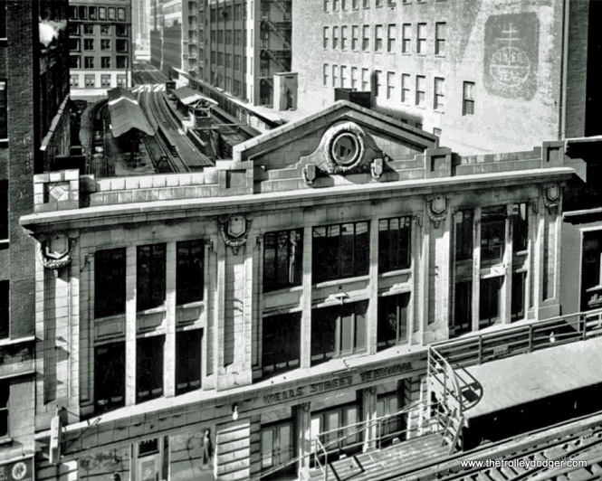 The same facade, revised in the late 1920s.
